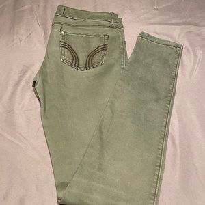 Hollister Jeans - Skinny - Low Rise - Size: 3R